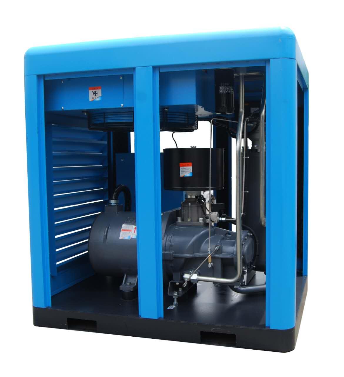 永磁变频螺杆式空压机图片